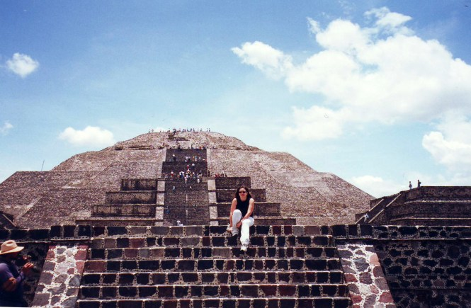 Leave While Your Young - Pura Vida Sometimes - Teotihuacan