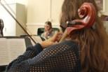 Year 9 Cellist © Hattie Rayfield