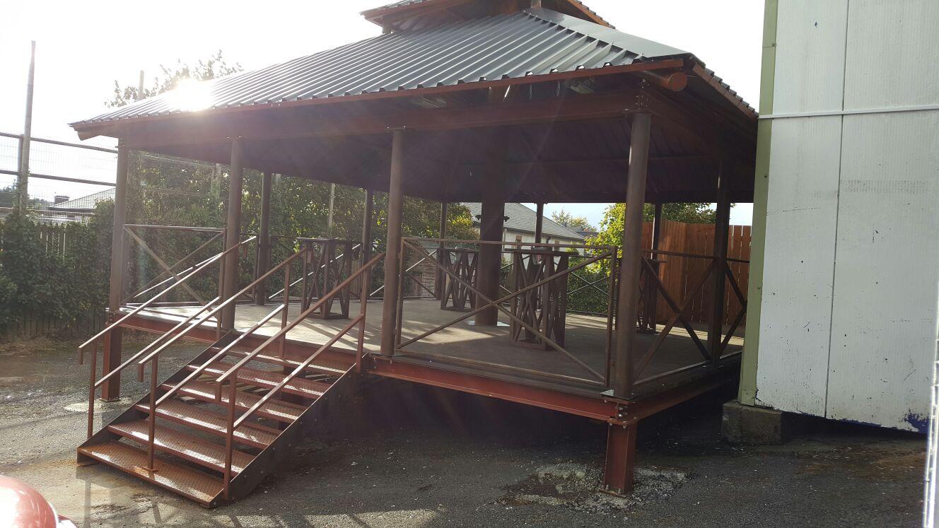 Outdoor Smoking Area (2)