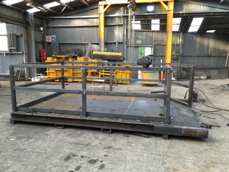 Platform Mid Construction