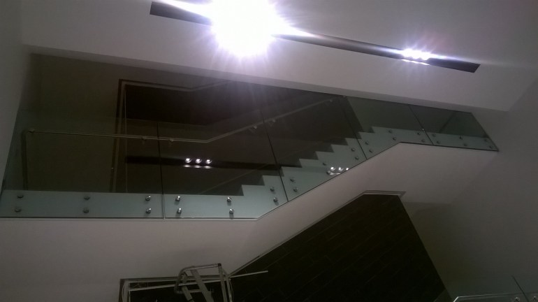 6 - Upper Level of Feature Staircase