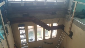 Clayton Hotel - Structural Stairs (1)