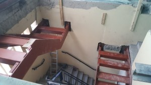 Clayton Hotel - Structural Stairs (6)