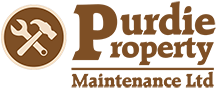 Purdie Property Maintenance Logo