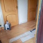 lifitng old floor