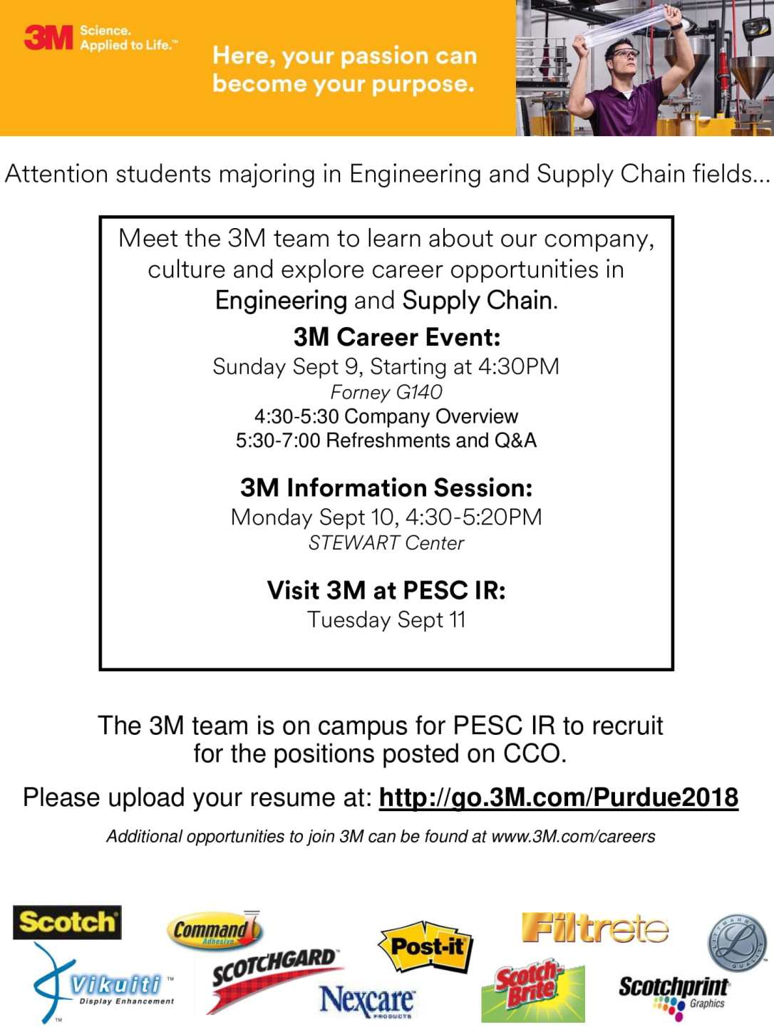 3M-PESC IR Events Sept 2018-1