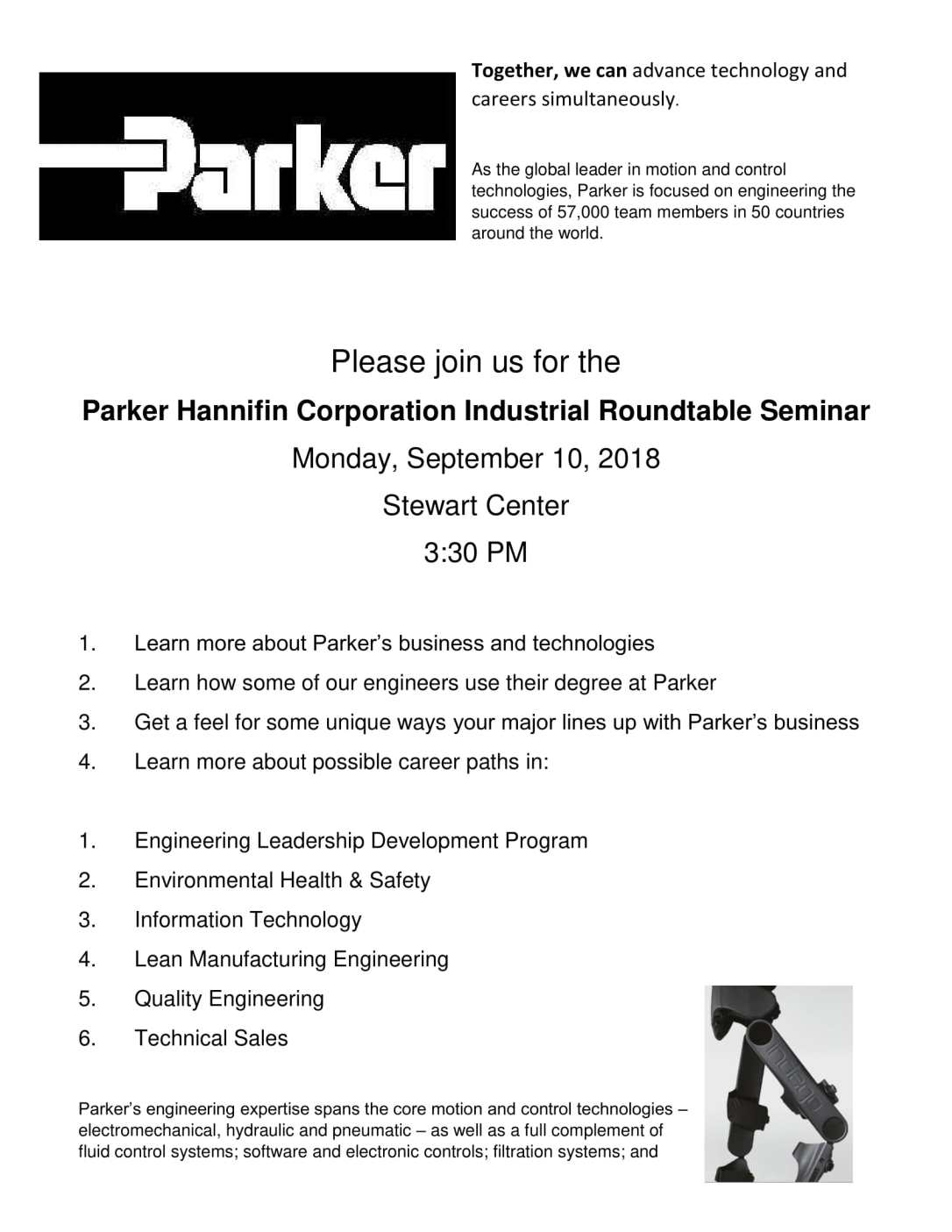 Purdue Industrial Roundtable Seminar flyer 2018-1