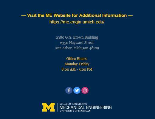 Michigan ME Grad School 06