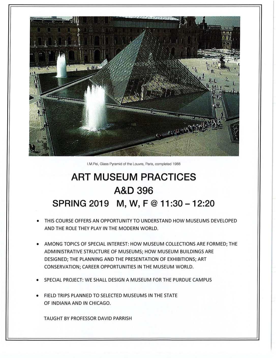 AD 396 Art Museum Practices-1