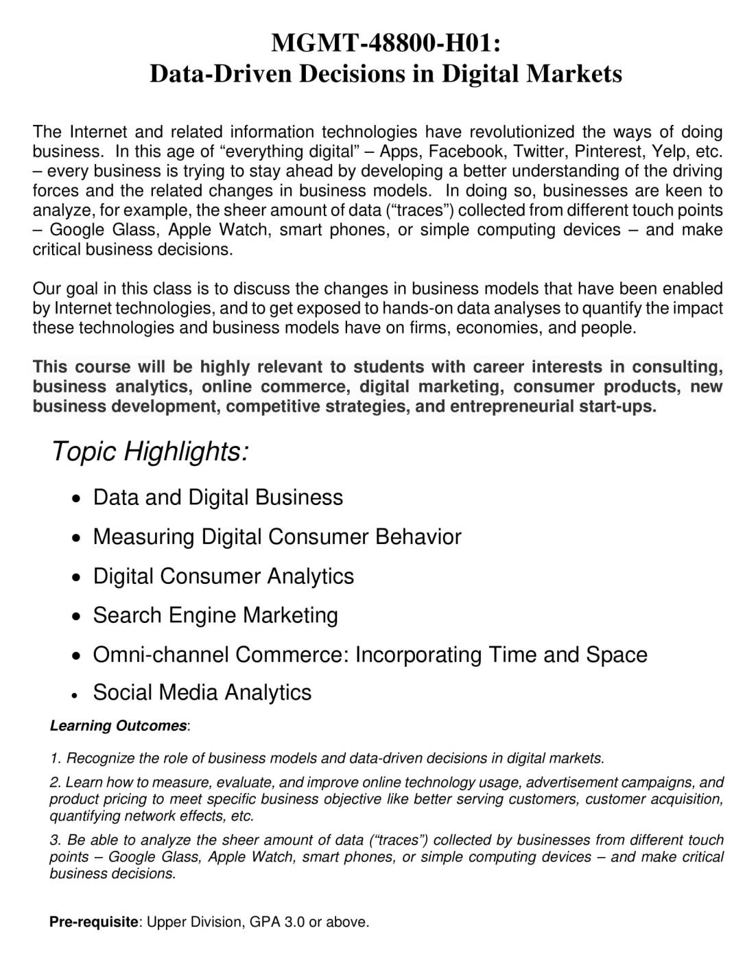 MGMT 488 H Course Flyer-1