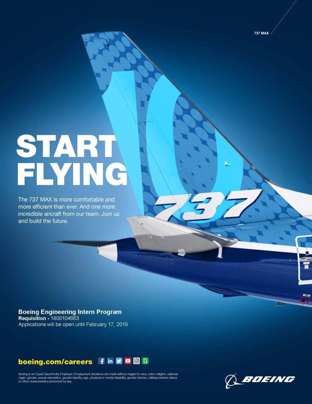 Boeing Internship