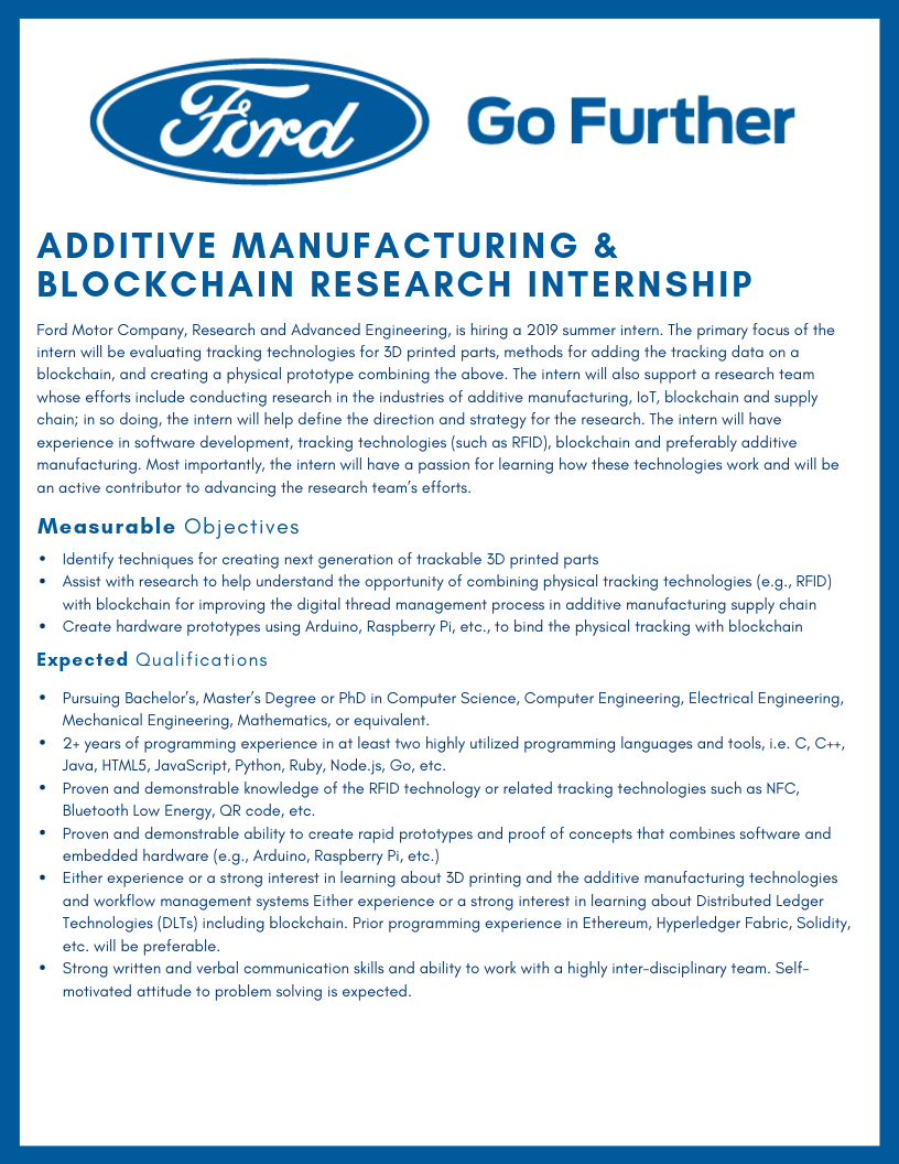 Additive Manufacturing & Blockchain Research_1
