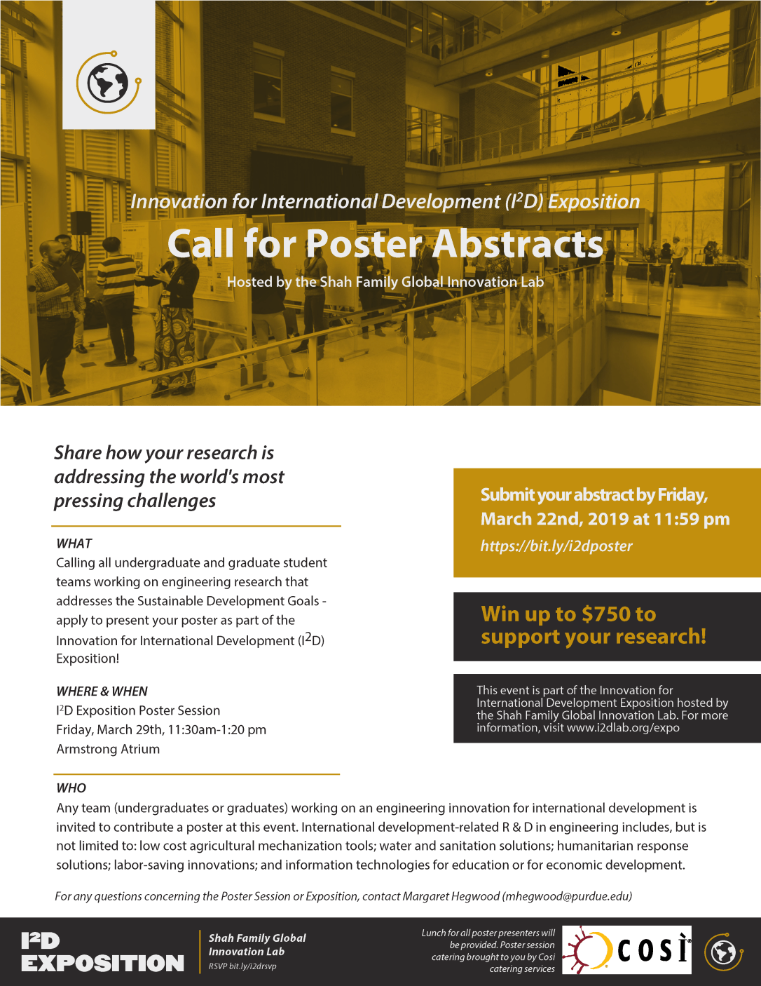 Call for Poster Abstracts Flyer V1 (002)