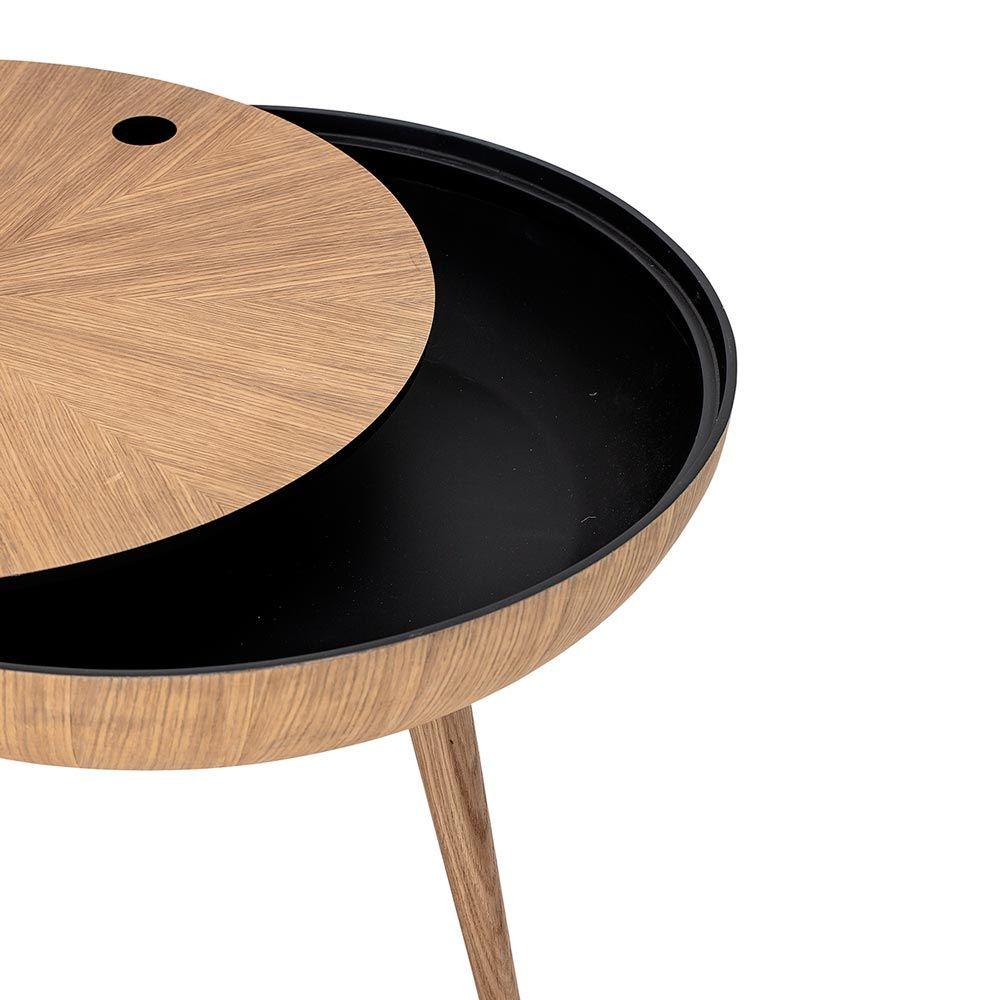 table basse en bois ronda bloomingville