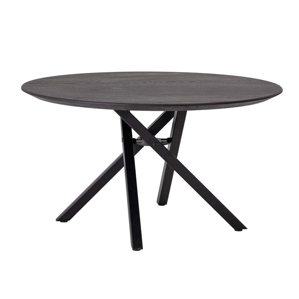 table basse noire connor bloomingville
