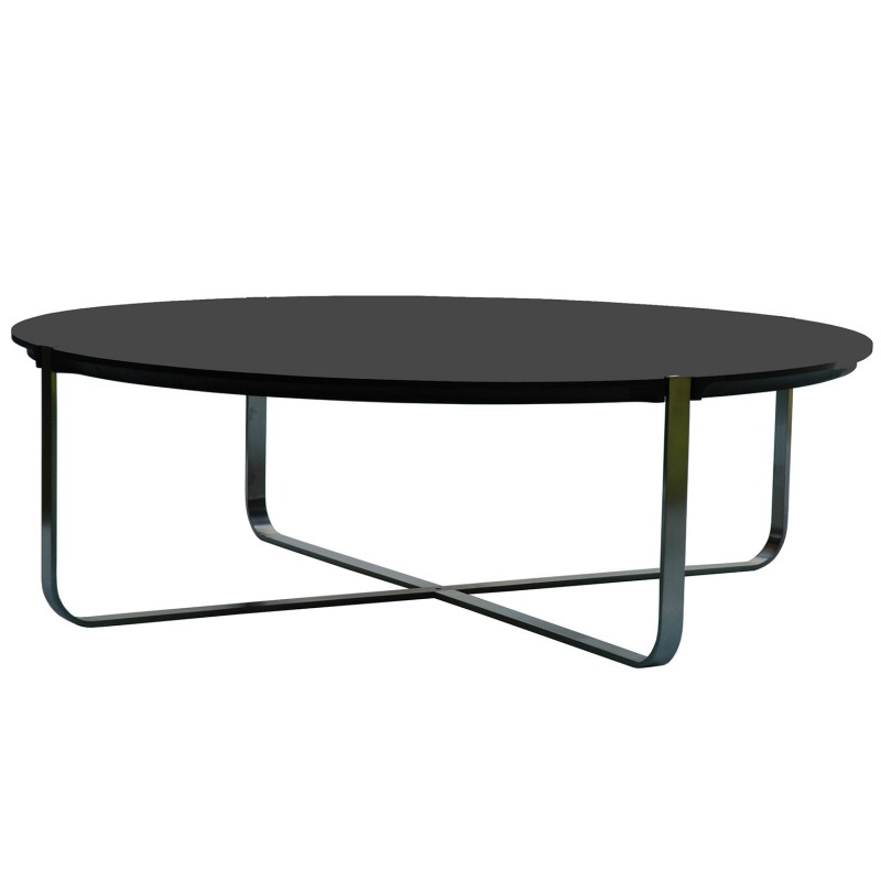 table basse design noire