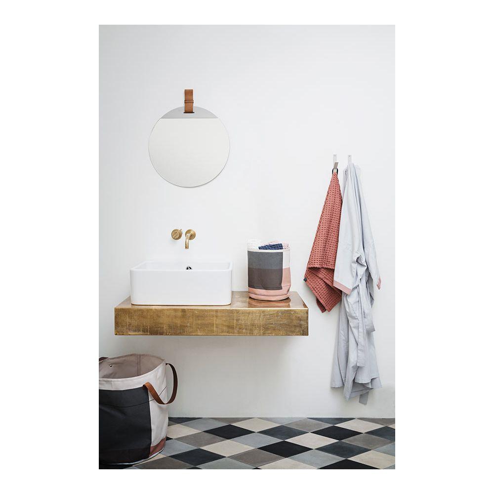 Miroir Rond Miroir Ferm Living Enter Chez Pure Deco