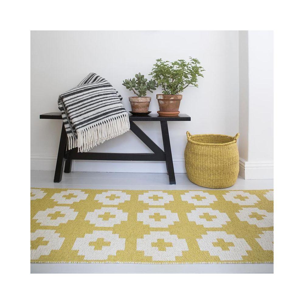 tapis de couloir flower