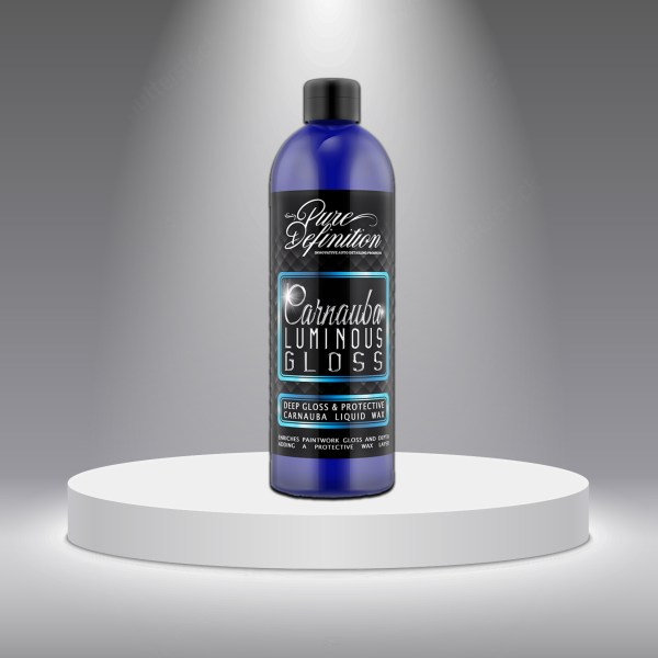 product spotlight carnauba luminous gloss 250