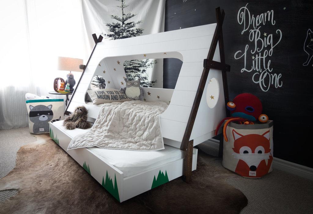 DIY-Tepee-Kids-Bed
