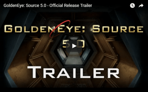 GoldenEye 007 Trailer