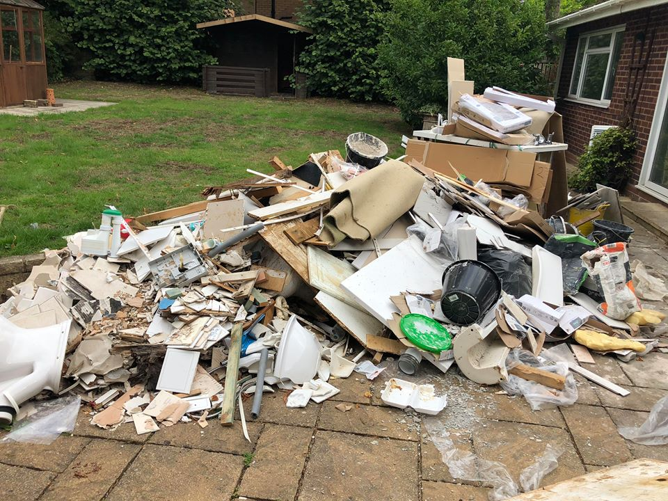 builders waste removal london essex
