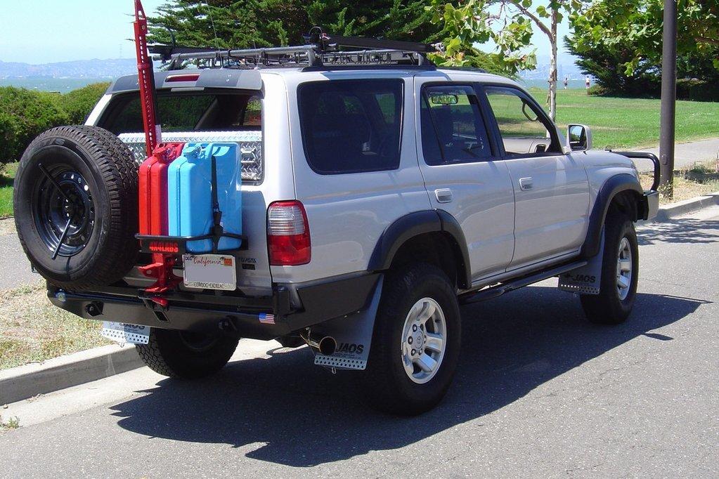4x4labs 2nd 3rd gen 4runner rear bumper