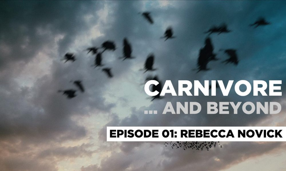 Episode 01: Rebecca Novick