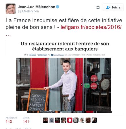 tweet melenchon