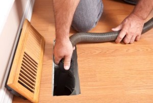 clean air duct vacuum