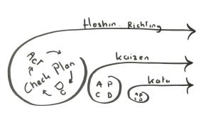 Hoshin kaizen kata