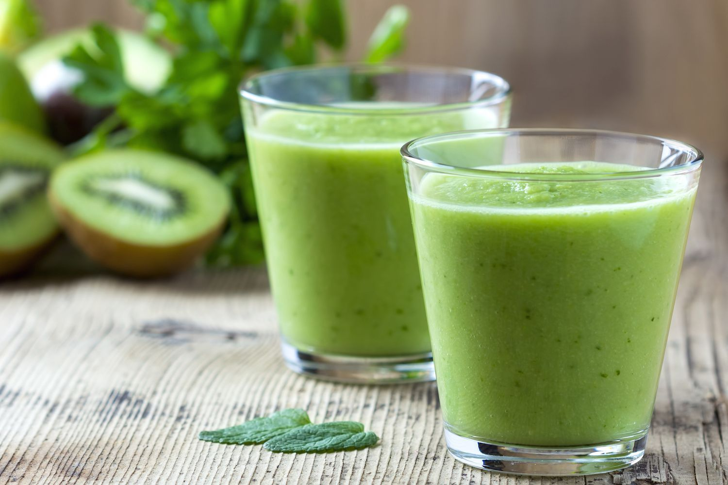 Groene Smoothie: The Adventurer