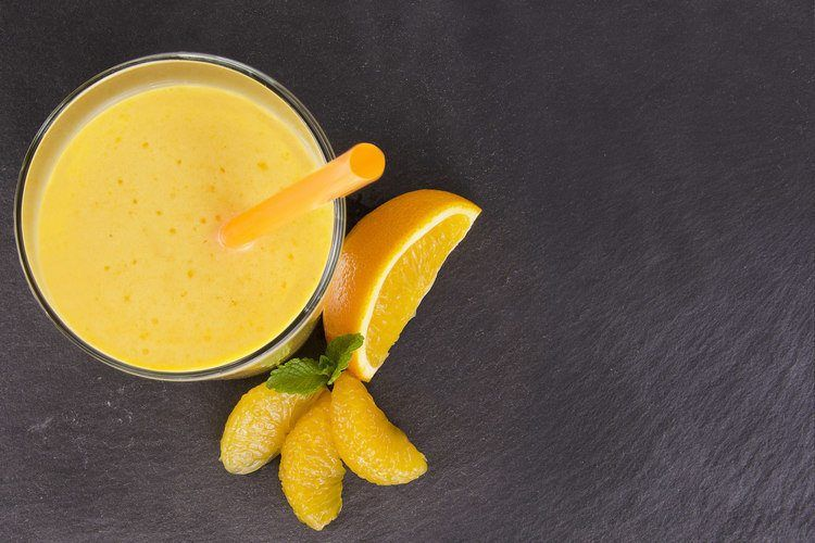 Sinaasappel Smoothie: Strong Oranges