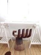 1. Hand chair