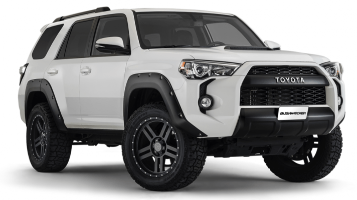 Pure 4Runner Parts