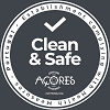 Covid-19 Clean & Safe Badge