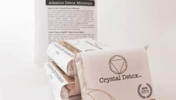 Crystal Detox Zeolite Soap -