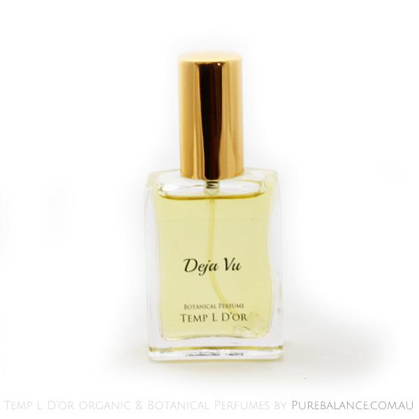 Deja Vu botanical perfume by Kim lansdowne-walker