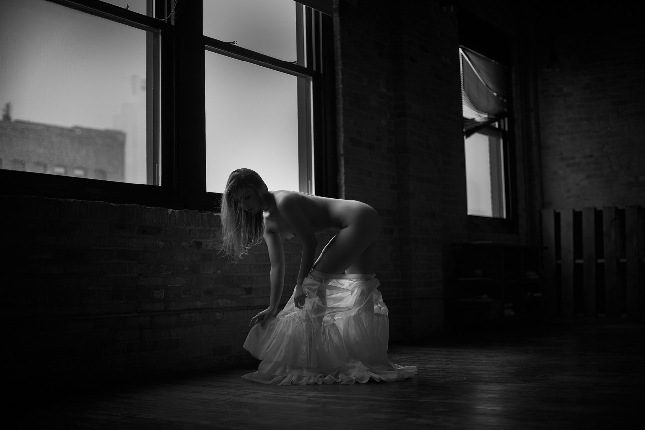 chicago bridal boudoir sexy - Listing E