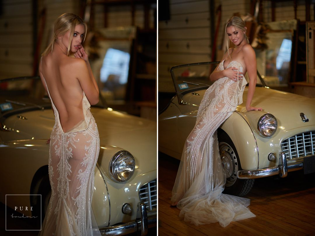 bridal boudoir bride wedding dress sexy - Creative Boudoir and Portfolio Building