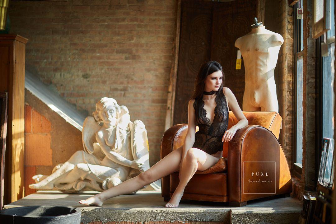 chicago boudoir idea and images