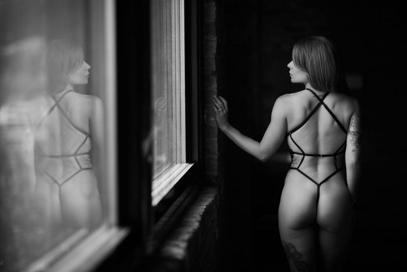 boudoir Chicago photography