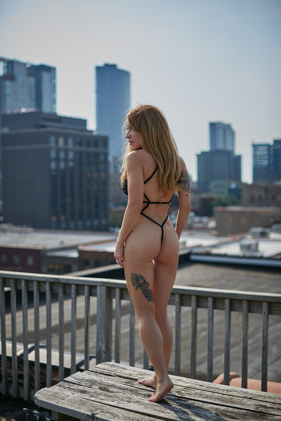 outdoor boudoir photography chicago - Chicago Fitness Boudoir. Another reveal of intimate photography.