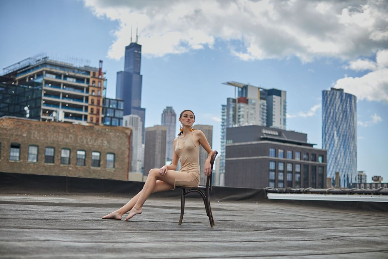 chicago downtown boudoir outdoor sexy - Boudoir Photography and the Art of Storytelling.
