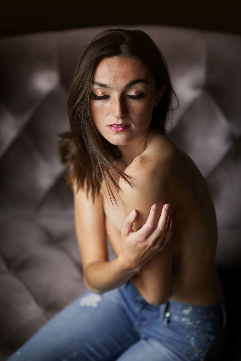 sexy chicago photos boudoir makeup - Boudoir Photography and the Art of Storytelling.