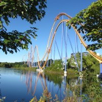 Rollercoasters Eh?: CW Trip Report