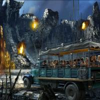 King Kong Returning to Universal Orlando in Skull Island: Reign of Kong