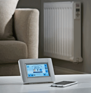 WiFi Controlled Electric Heating Glasgow, Edinburgh & Scotland