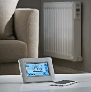 WiFi Controlled Electric Heating Glasgow, Edinburgh & Scotland