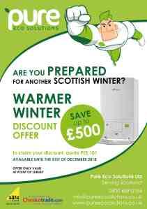 Combi Boiler & Central Heating Deals Glasgow, Edinburgh, Ayrshire & Scotland
